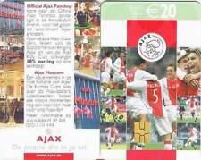 Arenakaart A070-02 20 euro: Spelmomenten 2005