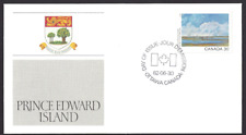 Canada  #  959    Fleetwood - Prince Edward Island     New 1982 Unaddressed