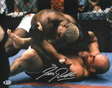 Bas Rutten Signed 11x14 Photo BAS Beckett COA UFC 20 Champion Picture Autograph