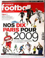 FRANCE FOOTBALL 6/01/2009; Coupe de France; Schirrhein/ Giggs/ Gourcuff/ Ribéry
