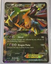 Pokemon Giratina Ex Dragons Exalted 92/124 Half Art Holo Nr Mint