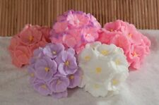 Bouquet Orchids Flower Silicone Mould Candle Soap Making Epoxy Resin Clay Mold