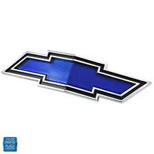 1969 Impala Bel Air Biscayne Blue Bow Tie Grille Emblem GM 3953669 Cast 3941242