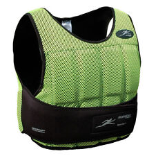 10lbs Ironwear® Short Neon Speed Vest® 1/2lb Flex-Metal® MADE IN USA Free Ship