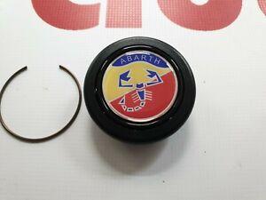 Abarth Horn Button Horn Push Button Momo OMP Sparco Alfa Fiat for Lancia