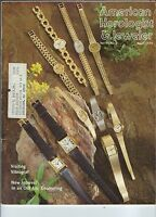 MF-097 - American Horologist & Jeweler Magazine March 1979, Old Art: Enameling