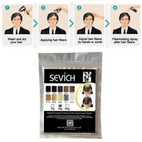 Sevich Protein Loss Hair Color Powders Hair Fibers Keratin Styling 50g Refill
