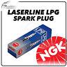 1x NGK SPARK PLUG Part Number LPG7 Stock No. 1640 New LASERLINE LPG SPARKPLUG