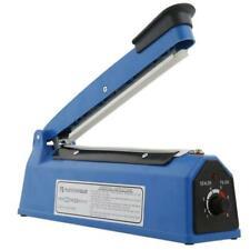 "12"" 300W Impulse Sealer Hand Heat Sealing Machine Poly Plastic Bag Packing Tool"
