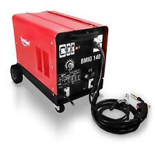 Saldatrice filo continuo inverter MIG MAG gas inerte saldatura 40 - 140 ampere