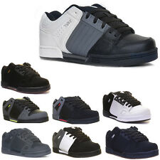 Dvs Celsius Mens Leather Matt Trainers