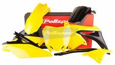 Polisport Fender Plastic Kit Set OE 14-16 COLORS SUZUKI RMZ250 RM-Z250 2010-2018