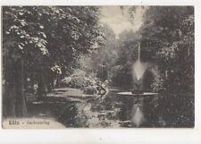 Koeln Sachsenring Vintage Postcard Germany 075b
