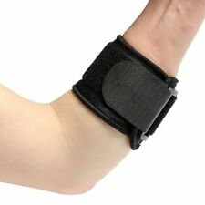 Elbow Support Compression Strap Brace Tendonitis Sports Tennis Golfer Pain Band