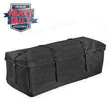 "Weather Rain Resistant Cargo Carrier Bag 58""x20""x19.5"" Universal Luggage Sack"