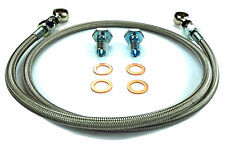 "Fuel Line Crossover Kit ""Injector Saver"" - 03-10 Powerstroke 6.0L/Navistar VT365"