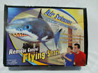 NEW Air Swimmers Remote Control Flying Shark Toy With Box