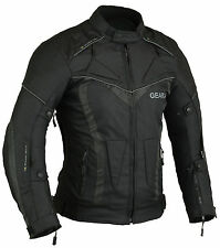 GearX Aircon Summer Motorcycle Jacket Waterproof Protection L