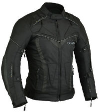 GearX Aircon Summer Motorcycle Jacket Waterproof Protection XL