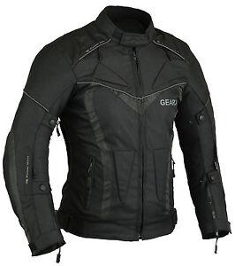 Motorbike Motorcycle Jacket Waterproof  Thermal liner CE