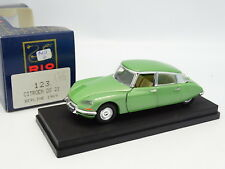 Rio 1/43 - Citroen DS 21 Berline 1969 Verte