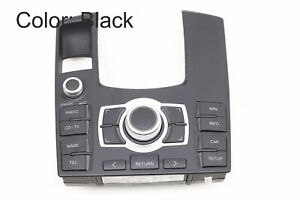 2004 2005 2006 2007 AUDI A8 D3 - MMI Center Control Panel Switch Assembly