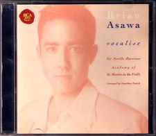 Brian Asawa: Vocalise Faure Nikolaï Medtner Rachmaninov Villa-Schlurick Marriner CD