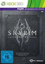 Xbox 360 The Elder Scrolls V: Skyrim Legendary Edition Microsoft OVP deutsch geb