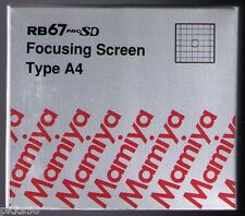 Mamiya RB 67 PRO SD / PRO S  FOCUSING SCREEN (TYPE A4 / CHECKER)