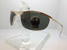 NEW RAY BAN RB 3119 001 62MM SUNGLASSES RB3119 RAYBAN GOLD/G15 LENS