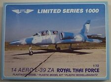 Aero 1/72 L-39 ZA Royal Thai Air Force Rare Vintage Kit