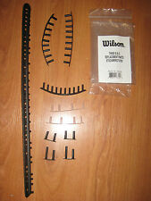 Wilson Three Headguard and Grommets for Tennis Racket -WRG714700