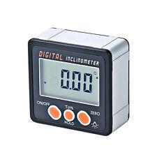 Inclinometro Digitale Goniometro Elettronico 0-360° Misuratore Angolo Meter P4V6
