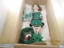 """CATHOLIC Alleman High School (Rock Island, Illinois) - 19"""" Doll with Accessories"""