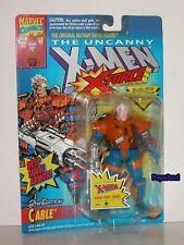 The Uncanny X-Men X-Force 2nd Edition Cable Action Figure Marvel Comics Toy Biz