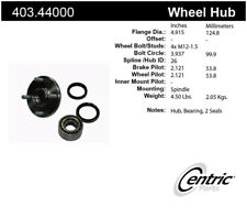 Axle Bearing and Hub Assembly Repair Kit-Premium Hubs Front Centric 403.44000