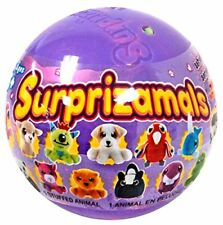 Surprizamals Mystery Plush Figure Series 7 Ball 1 Count Mystery Surprizamals