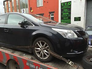 TOYOTA AVENSIS 2.0 D4D 2011 1AD TURBO CHARGER