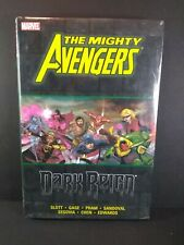 The Mighty Avengers DARK REIGN oversized hardcover HC new sealed