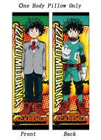 *Legit* My Hero Academia Deku Izuku Midoriya Authentic Anime Body Pillow #45829