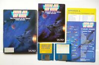 Amiga Game REACH FOR THE STARS: The Conquest of the Galaxy (3rd Ed.) - SSG 1988