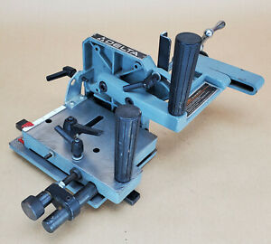 Delta Table Saw Tenoning Jig Vise Clamp Woodworking Tool Tenon Dowel Tablesaw