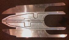 Navion Nose Gear Door Skins and Doublers, Surplus Parts