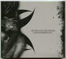 CD metal SECRETS OF THE MOON : The exhibitions ep / Lupus Lounge 2005