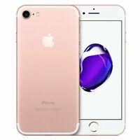 Apple iPhone 7 Plus 128GB - Rose Gold (Factory Unlocked) LTE iOS GSM Smartphone