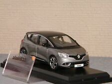 Renault Scenic 2016 Cassiopee Grey & Black Norev 1:43 Ref 517732