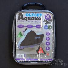 OXFORD MOTO AQUATEX IMPERMEABILE Telo anti-pioggia CRUISER CHOPPER CUSTOM - XL