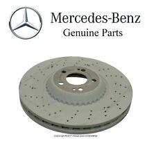 Mercedes W222 S550 S550e Turbo Front Disc Brake Rotor Genuine 222-420-02-72