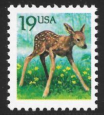 U.S. Scott #2479  19c Fawn Stamp MNH OG VF