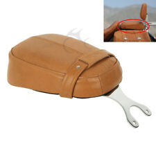 Leather Passenger Pillion Seat For Indian Scout Models 15-18 Scout Sixty 16-18